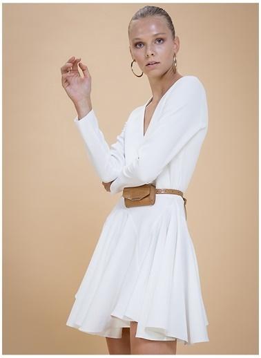 Selma Çilek X Boyner Elbise Beyaz